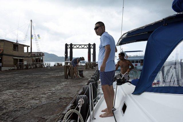 认证 扬帆安达曼海-IYT船员认证5日培训
