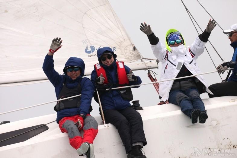 全家总动员——记第八届(2017)CCOR帆船赛