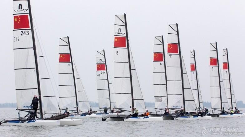 2018诺卡拉极速帆船巡回赛—上海站