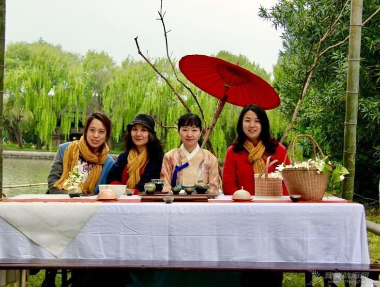 """上海淀山湖""""五一航海周"""""""