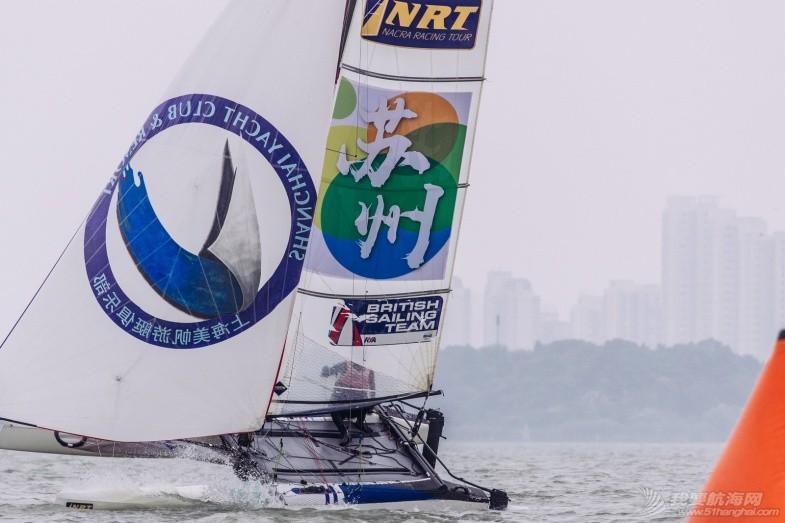 2018苏州帆船节暨诺卡拉极速帆船巡回赛(苏州站)