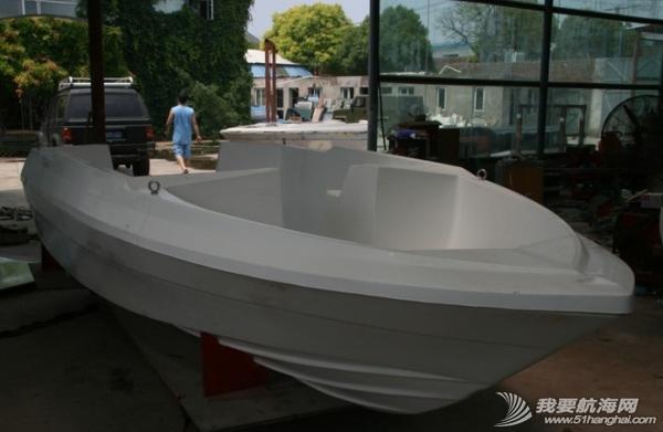 玻璃钢船 玻璃钢船的内外层做好后是怎么连接起来的?