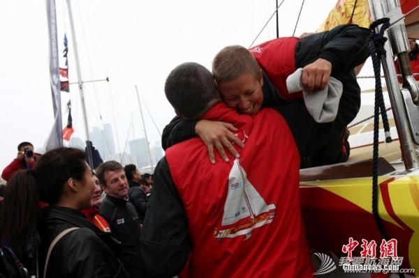 """中国,青岛 克利伯环球帆船赛中国""""青岛号""""回家 3575060457216258636.jpg"""