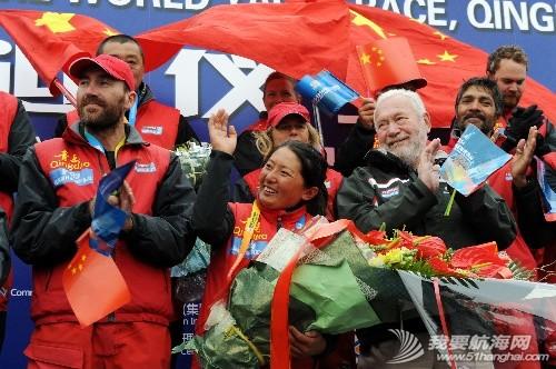 新华社记者,美洲杯,最大的,中国,青岛 首个挑战环球航海中国女水手返航 宋坤回到青岛 Img396490701.JPG