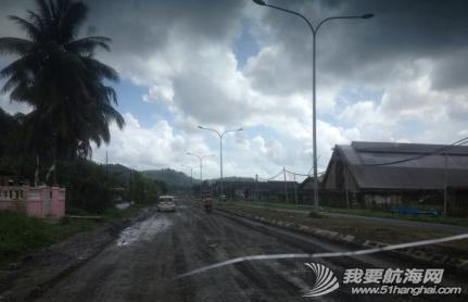 西太平洋,避风港,东帝汶,东南亚,彩虹 3月16日,  在马来签证有效期最后一天(90天)办好入境手续。 1.png