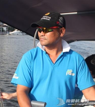 """在校大学生,帆船运动,团队合作,海南岛,陆客号 继续征战2014年""""阿罗哈杯""""环海南岛国际大帆船赛的陆客号将纳入3名在校大学生到船队 6.png"""