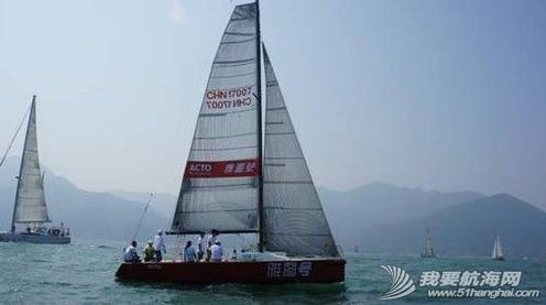 雅图号,第四次,环海南岛国际大帆船赛,台湾海峡,有限公司 今年,雅图号将第四次参加环海南岛国际大帆船赛。 19.png