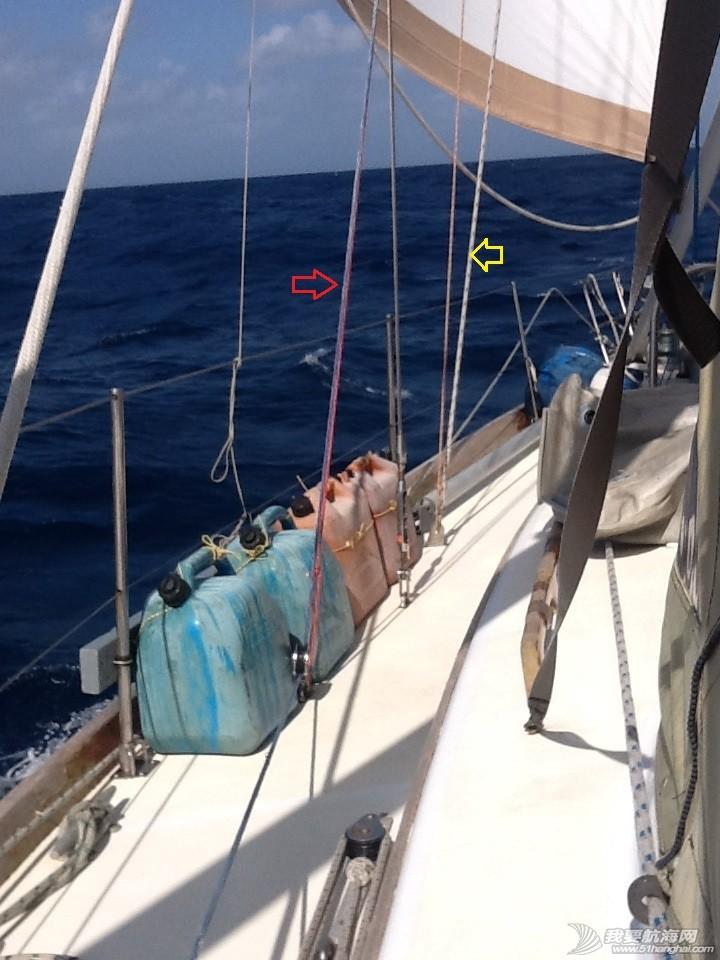 环球航海,帆船,大西洋,旅游,爱妮娅 环球航行纪事2014-横穿大西洋的日子(17)·雪上加霜 At