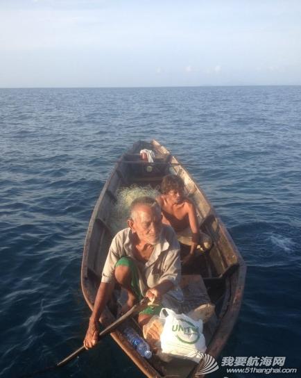 3月22日载着新船员阿康,顺风顺浪,一天130海里抵达仙本纳海域。 6.png