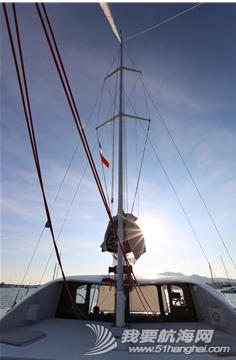 中国人,帆船生日Party,法国人 高端大气上档次的日落出海帆船生日Party就这样上演了! 4.png