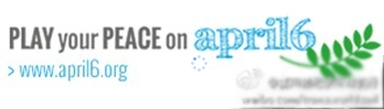 """2014,联合国,体育运动,国际日,郭川 4月6日郭川船长加入""""亮出白牌""""行动---亮出白牌 - 体育呼唤和平 20.png"""
