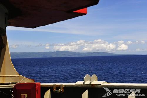 """印度洋,MH370,雪龙号,极地科考,南极科考 【雪龙动态】2014年3月31日 """"雪龙""""号结束南印度洋搜寻任务启程回国 雪龙号航经龙目海峡"""