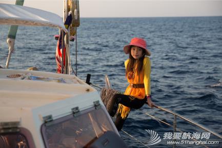 """2014年""""彩虹勇士号""""已深入太平洋,航海家庭会一路回馈支持他们的朋友。 4.png"""