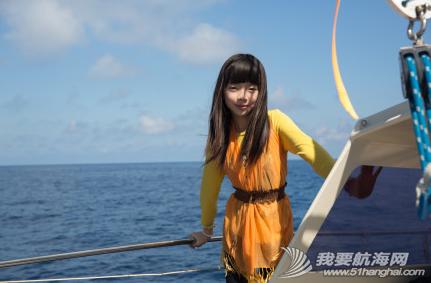 """2014年""""彩虹勇士号""""已深入太平洋,航海家庭会一路回馈支持他们的朋友。 5.png"""