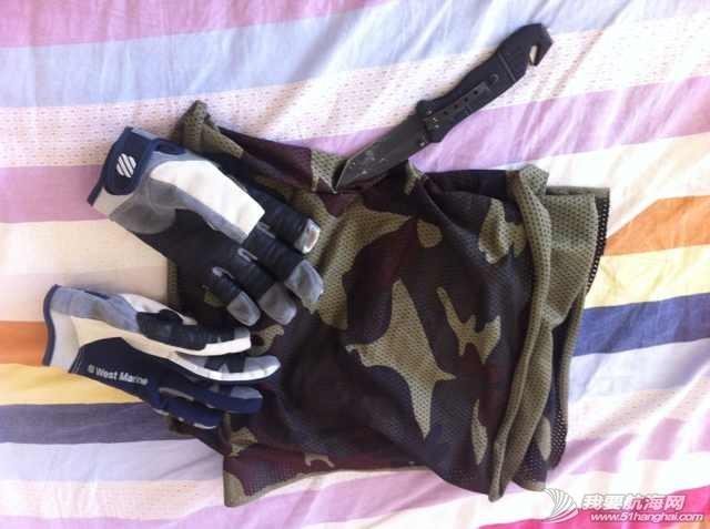 美国,课程 我在美国学习ASA101课程的经历 手套,刀,围巾