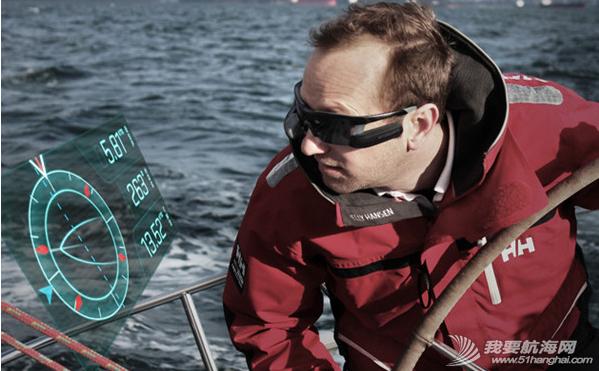 智能眼镜,帆船运动,团队合作,运动员,智能 近日亮相的一款智能眼镜 Afterguard 专门为帆船运动员设计 1.png