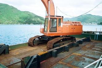 挖泥船,历史 抓扬式挖泥船的发展历史 1-14040921102Q07.jpg