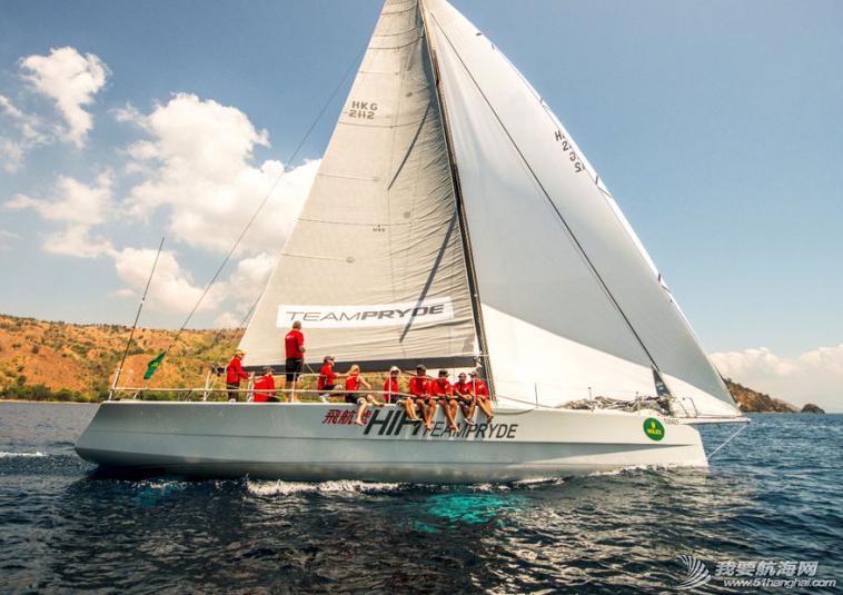 劳力士中国海帆船赛,香港维多利亚港 16日两年一度的劳力士中国海帆船赛于香港维多利亚港盛大启航 9.png
