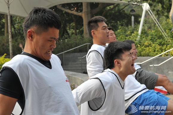 东风队,沃尔沃环球帆船赛,训练图片 让我们通过照片回顾东风队在初期训练阶段中走过的每一步。 2.png