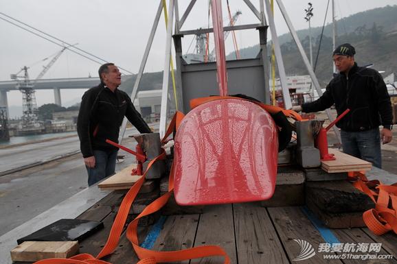 东风队,沃尔沃环球帆船赛,训练图片 让我们通过照片回顾东风队在初期训练阶段中走过的每一步。 3.png