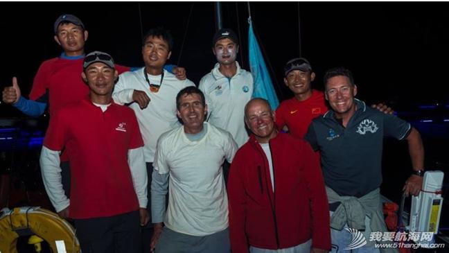 东风队,沃尔沃环球帆船赛,训练图片 让我们通过照片回顾东风队在初期训练阶段中走过的每一步。 16.png