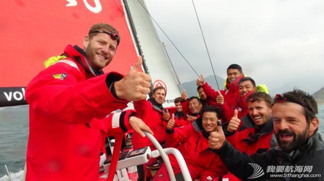 东风队,沃尔沃环球帆船赛,训练图片 让我们通过照片回顾东风队在初期训练阶段中走过的每一步。 18.png