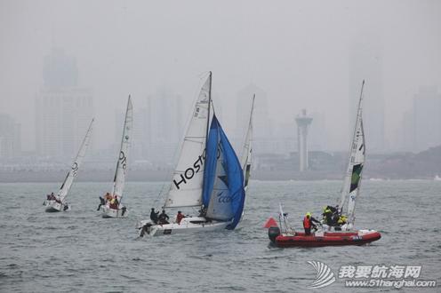 马来西亚,房地产,俱乐部,运动员,能见度 28日,第五届(2014)好事中城市俱乐部国际帆船赛第二比赛日在雨中进行。 7.png