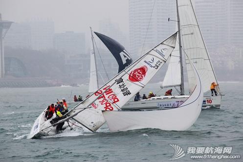 马来西亚,房地产,俱乐部,运动员,能见度 28日,第五届(2014)好事中城市俱乐部国际帆船赛第二比赛日在雨中进行。 8.png