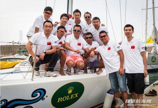 深圳海狼帆船队参加中国海帆船赛展现出中国大帆船运动的实力与进步。 10.png