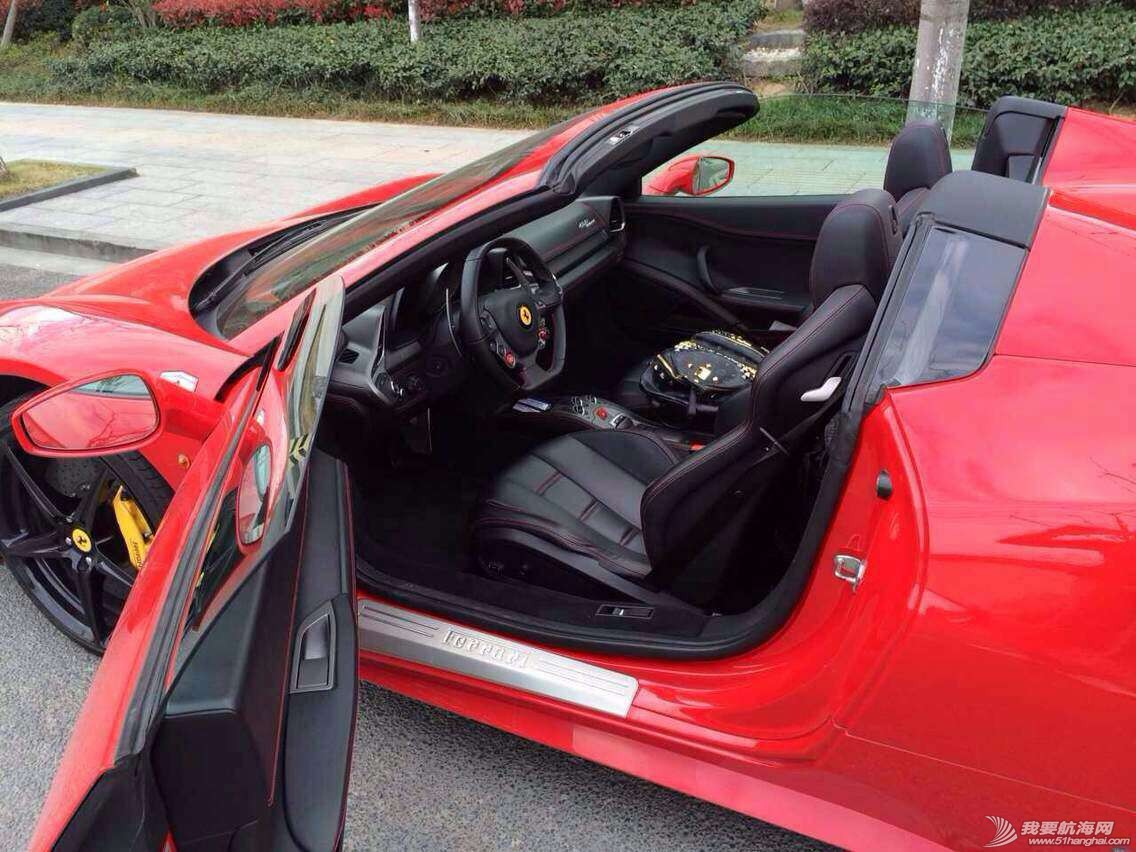 法拉利458,沃尔沃,水冷空调,发电机 雅伯仕加法拉利打包出售