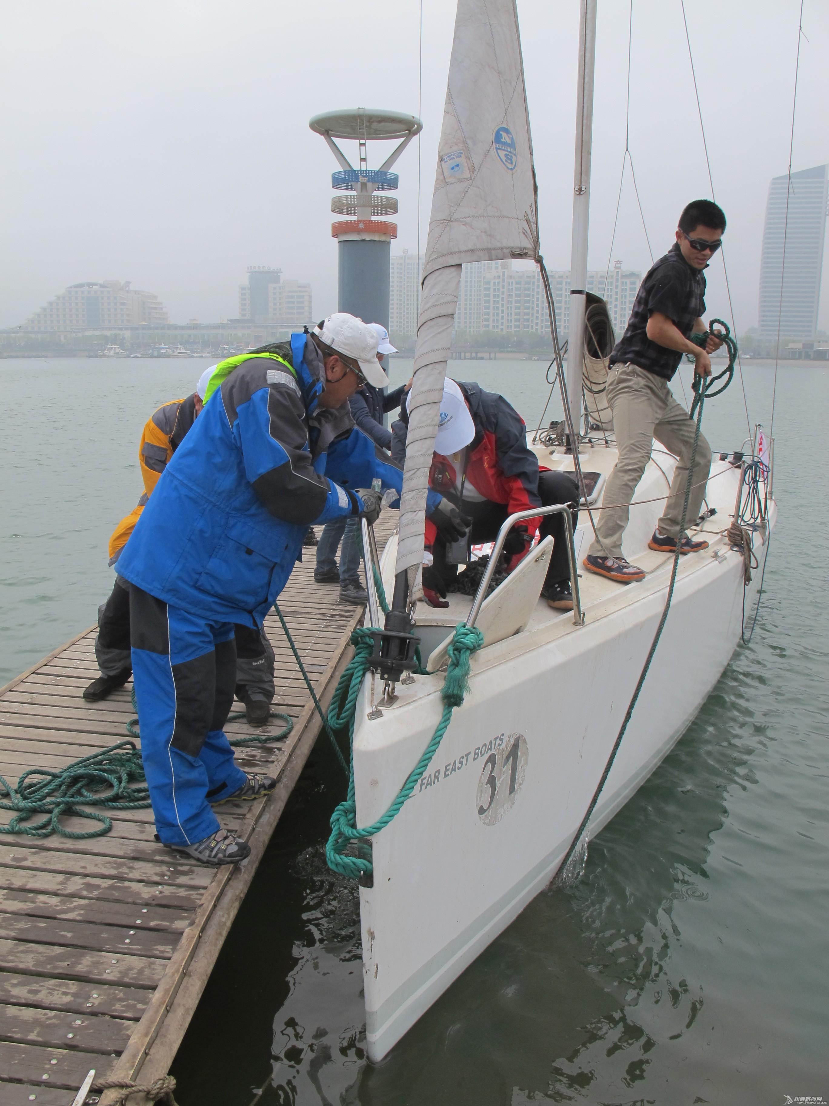 残疾人,中国的发展,帆船运动,最大的,爱好者 我要航海网帆船队-船员招募[青岛] IMG_5945.JPG