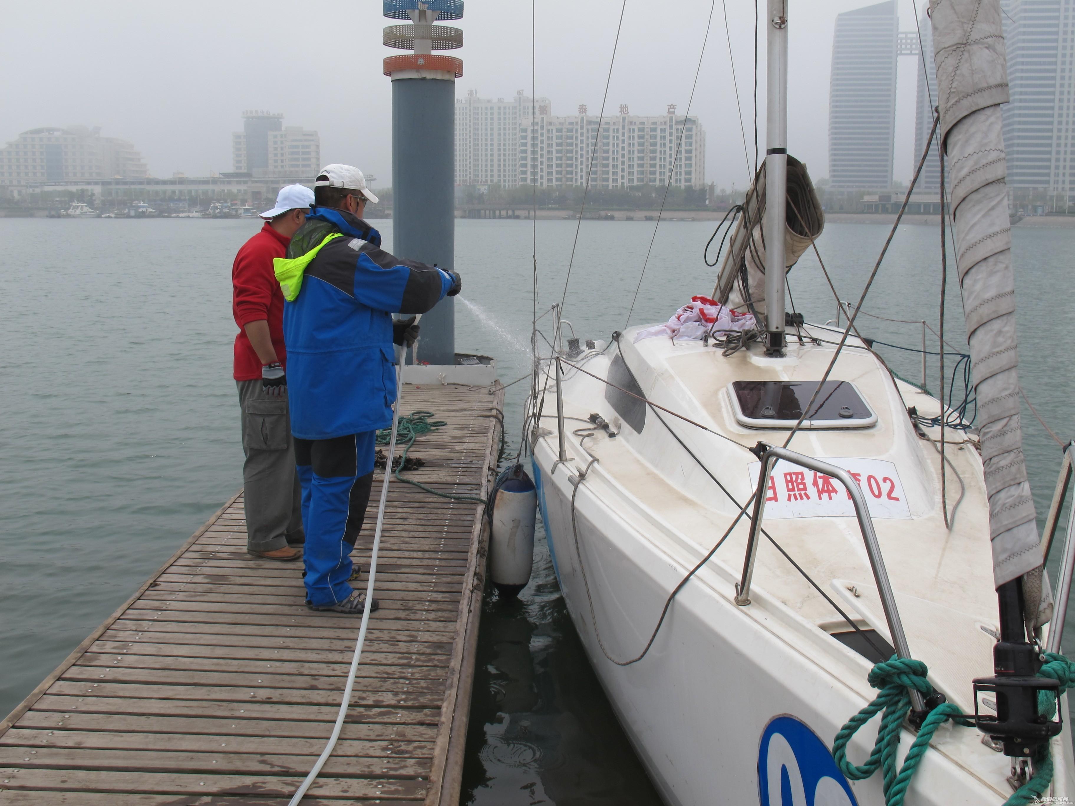 残疾人,中国的发展,帆船运动,最大的,爱好者 我要航海网帆船队-船员招募[青岛] IMG_5952.JPG