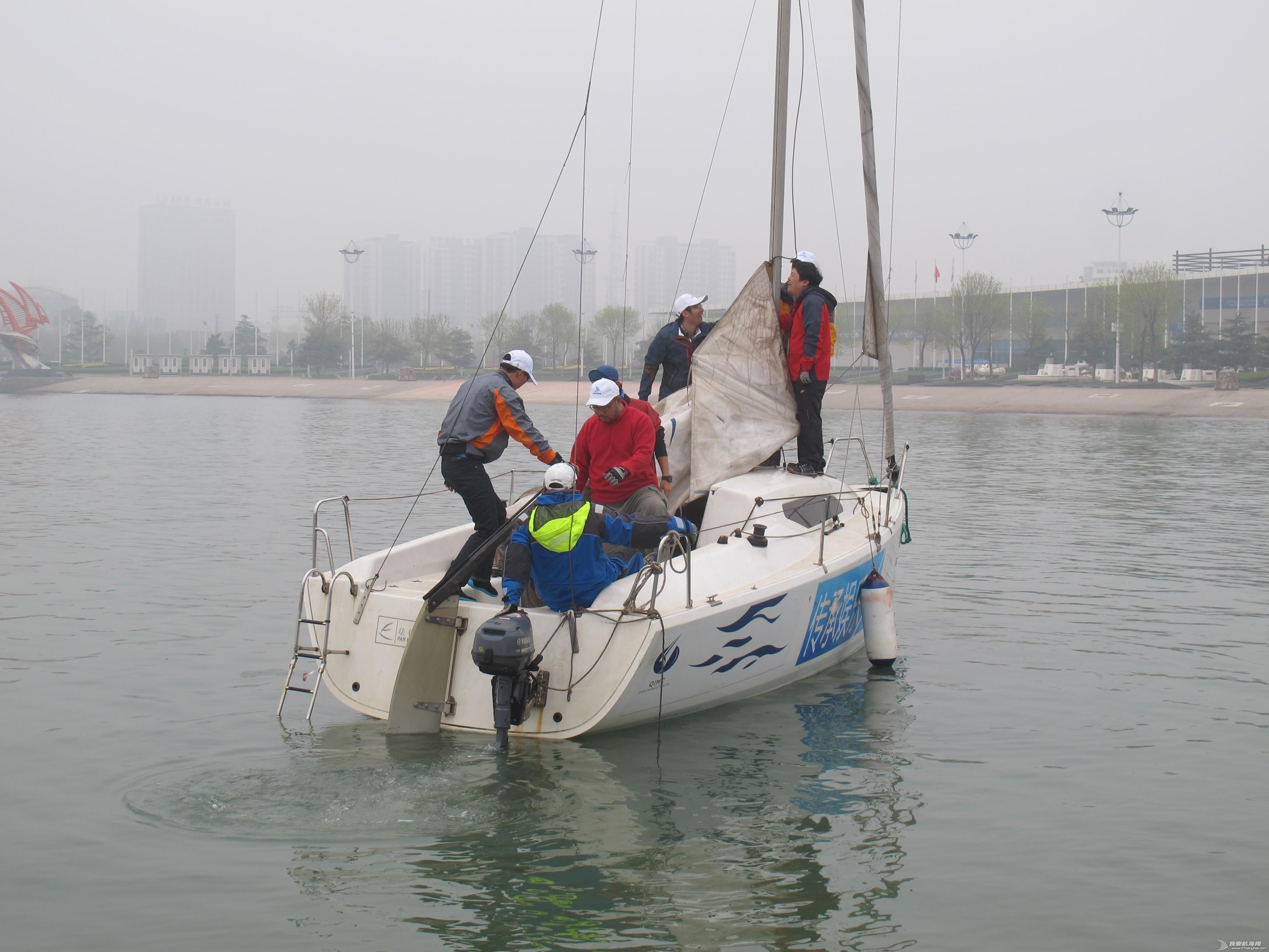 残疾人,中国的发展,帆船运动,最大的,爱好者 我要航海网帆船队-船员招募[青岛] IMG_6021.JPG