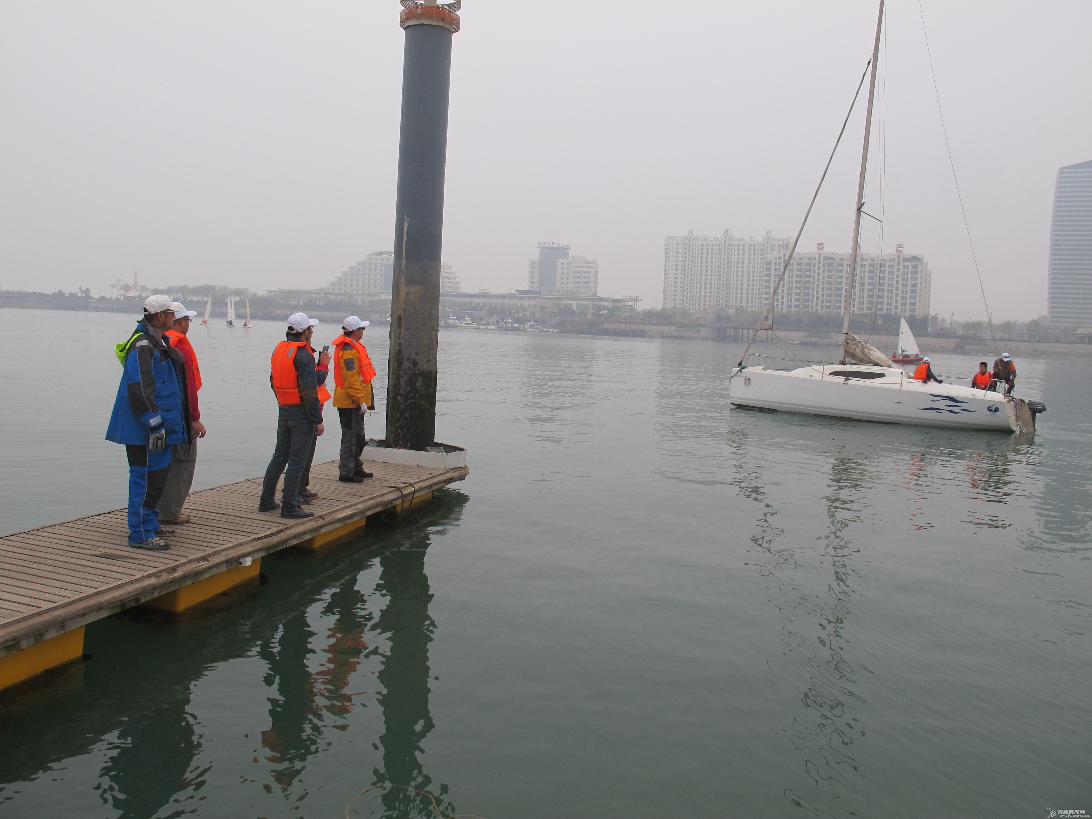 残疾人,中国的发展,帆船运动,最大的,爱好者 我要航海网帆船队-船员招募[青岛] IMG_6052.JPG