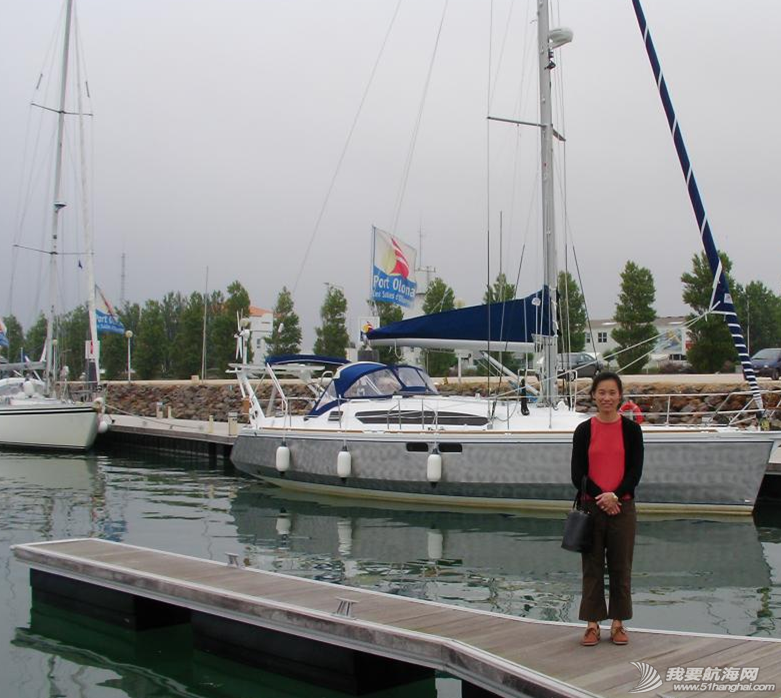 帆船,厂家 我负责把船弄得尽量舒适,老公负责船的所有技术问题。---《大西洋航游760天》 3.png