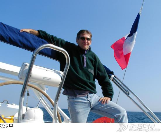 在法国留连了一个月,同道者终于启航了。第一站西班牙的Gijon。《大西洋航游760天》 13.png