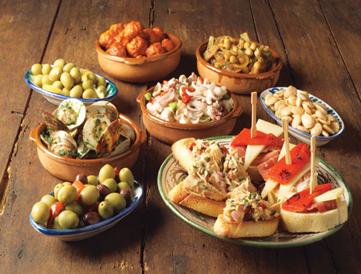 美食系列二--西班牙美食。---《大西洋航游760天》 1.png
