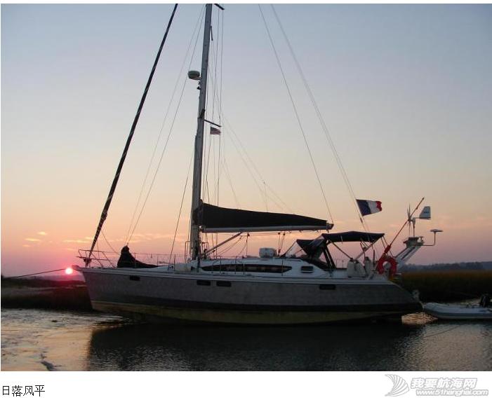 厚脸皮,氧化铜,帆船,清理,海洋 帆船的常规维护包括清理藤壶,并定期重新刷涂料。---《大西洋航游760天》 11.png