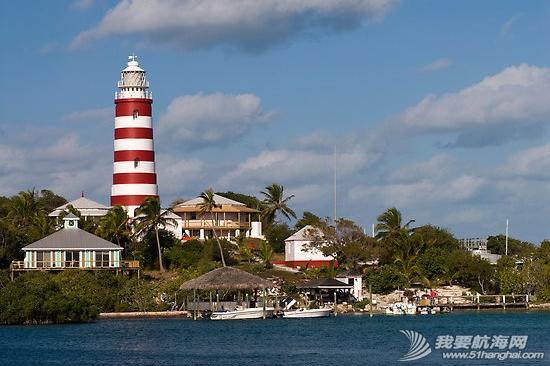 """蒙特利尔,避风港,心脏病,巴哈马,罗德岛 """"同道者""""2006年12月16日抵达巴哈马的阿巴可。---《大西洋航游760天》 18.png"""