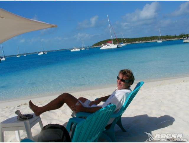 冬天旅游,佛罗里达,避风港,回收站,冬令营 乔治城就像是船友的冬令营,我能为大家做点儿什么呢?---《大西洋航游760天》 26.png