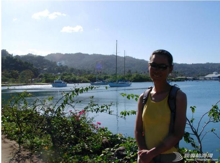牙买加,安东尼奥,大西洋,避风港,东北风 下一站是牙买加,从乔治城到安东尼奥港海程是440海里。---《大西洋航游760天》 11.png