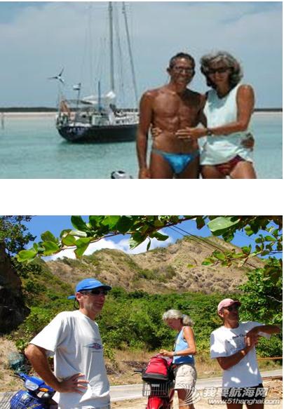 """巴哈马,联想,老男人,约翰,而且 """"同道者""""抛锚水域的邻居是英国船,船名""""约翰先生""""。---《大西洋航游760天》 18.png"""