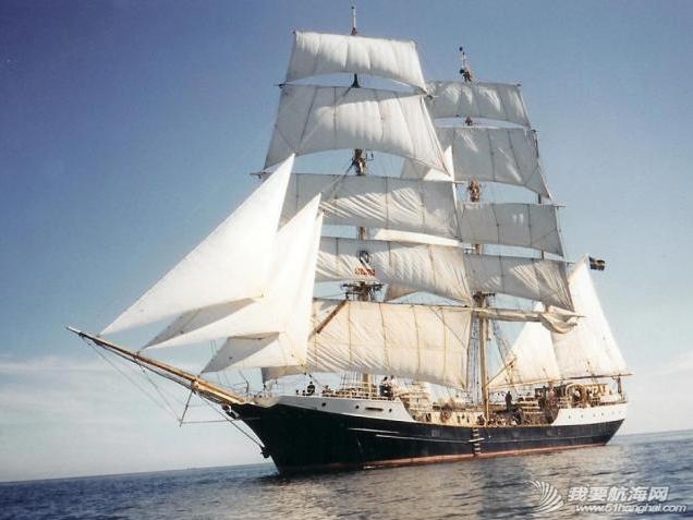 """加勒比海,牙买加,东南风,东北风,白米饭 一艘挂瑞典国旗的高桅横帆大船""""甘妮拉号""""停在了这里。---《大西洋航游760天》 20.png"""