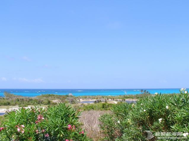 """百慕大,北大西洋,新英格兰,避风港,暴风雨 """"同道者""""在阿巴可逗留两个星期,万事俱备,只欠南风。---《大西洋航游760天》 10.png"""