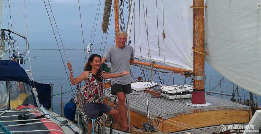 """太平洋,半路夫妻,因爱起航,帆船 万金玉和若赋船长的环球航海之旅—今秋即将起航的后半段—""""走婆家"""" 25.png"""