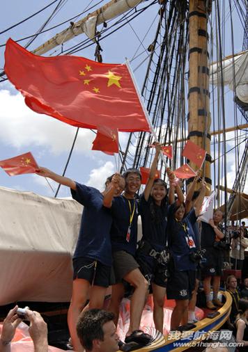 """中国女水手,张洁,领航员 """"北欧最受关注的中国女水手""""张洁担任《起航吧,少年》的领航员 3.png"""