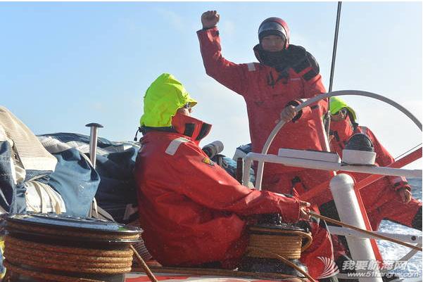 中国船员,沃尔沃,大西洋,训练营,2014 东风队结束了远洋实战训练,到了船长必须做出决定的时候---选出东风队正式船员。 23.png