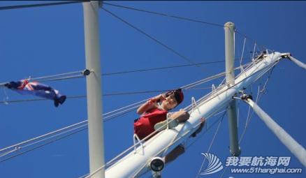 达尔文,导轨,变形,流量,螺栓 登桅杆顶,检查前帆故障,前面紧固桅杆,贯通铝制导轨的钢筋断了! 10.png