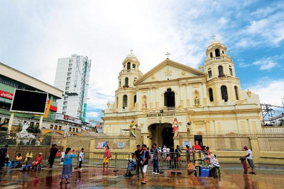 天安门广场,西班牙,菲律宾,购物中心,马尼拉 2014-06-17 马尼拉:一眼天堂一眼地狱 1383552533811.jpg