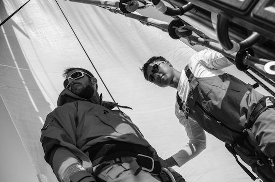 马士基航运,新闻发布会,沃尔沃,大西洋,当地时间 2014-05-28横跨大西洋远洋实战训练在即,东风队新增合作伙伴 0.jpg